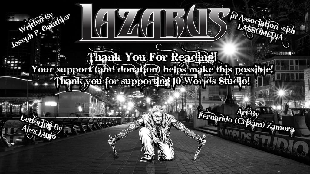 Laz-Credits