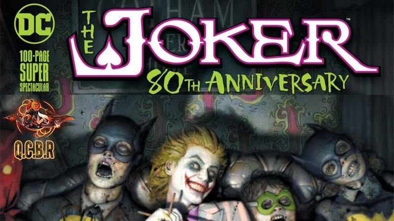 Joker 80th Anniversary 100 Page Super Spectacular