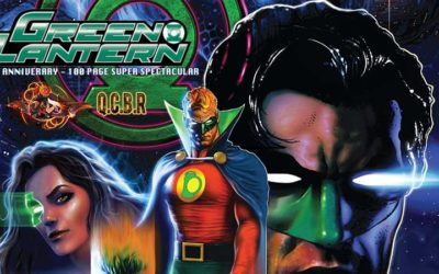 Green Lantern 80th Anniversary 100 Page Super Spectacular